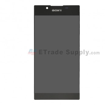 For Sony Xperia L1 LCD Screen and Digitizer Assembly Replacement - Black - With Logo - Grade S+ (0)