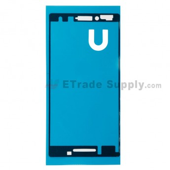 For Sony Xperia M2 Front Housing Adhesive Replacement - Grade R (0)