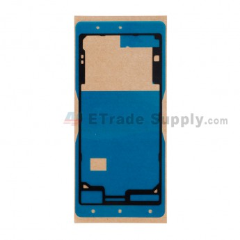 For Sony Xperia M4 Aqua Battery Door Adhesive Replacement - Grade S+ (0)