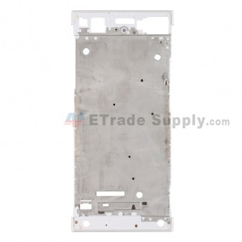 For Sony Xperia XA1 Front Housing Replacement - White - Grade S+ (0)