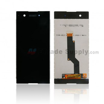 For Sony Xperia XA1 LCD Screen and Digitizer Assembly Replacement - Black - With Logo - Grade S+ (0)