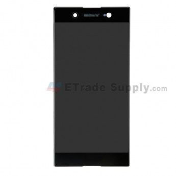 For Sony Xperia XA1 Ultra LCD Screen and Digitizer Assembly Replacement - Black - With Logo - Grade S+ (0)
