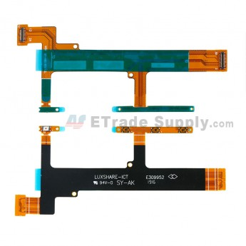 For Sony Xperia XA Power Button and Volume Button Flex Cable Ribbon Replacement - Grade S+ (0)