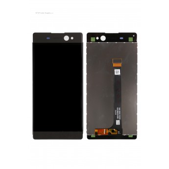 For Sony Xperia XA Ultra LCD Screen and Digitizer Assembly Replacement - Black - With Logo - Grade S+ (6)