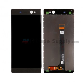 For Sony Xperia XA Ultra LCD Screen and Digitizer Assembly Replacement - Black - With Logo - Grade S+ (7)