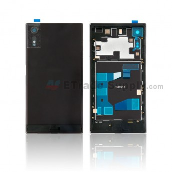 For Sony Xperia XZ Front Housing Replacement - Black - Grade S+ (0)