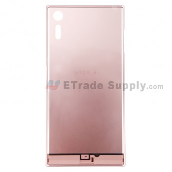 For Sony Xperia XZ Front Housing Replacement - Pink - Grade S+ (0)