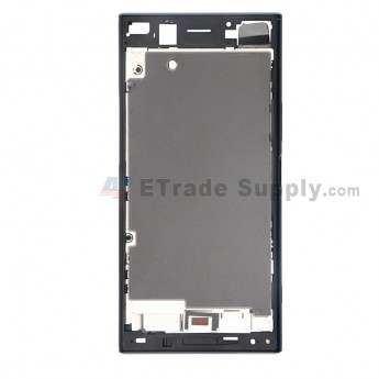 For Sony Xperia XZ Premium Front Housing Replacement - Black - Grade S+ (0)