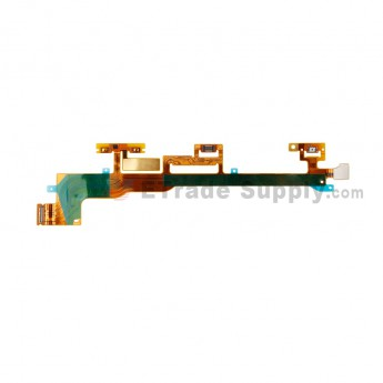 For Sony Xperia XZ Premium Power Button and Volume Button Flex Cable Ribbon Replacement - Grade S+ (0)