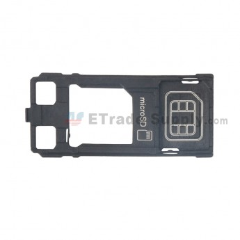 For Sony Xperia X Compact SIM Card Tray Replacement - Grade S+ (0)