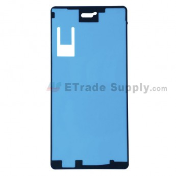 For Sony Xperia X Front Housing Adhesive Replacement - Grade R (0)