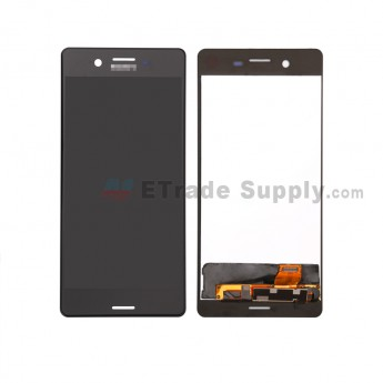 For Sony Xperia X Performance LCD Screen and Digitizer Assembly Replacement - Black - Sony Logo - Grade S+ (0)