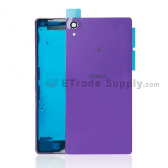 For Sony Xperia Z2 Housing Replacement - Purple - Grade S+ (0)