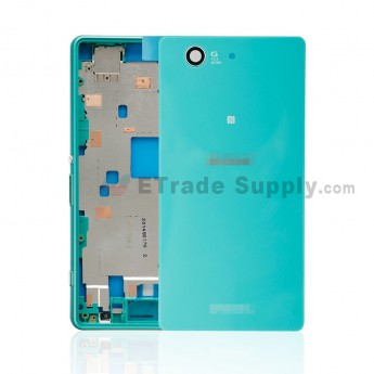 For Sony Xperia Z3 Compact Housing Replacement - Green - Grade S+ (0)