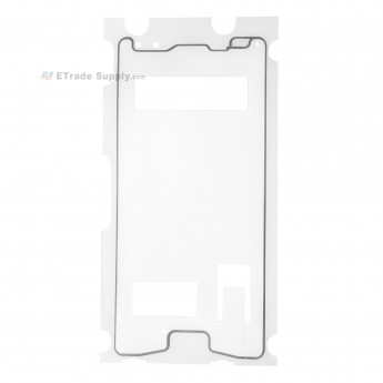 For Sony Xperia Z3+ Front Housing Adhesive Replacement - Grade S+ (0)