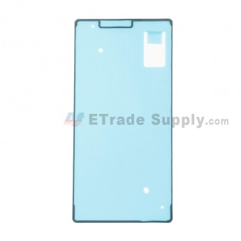 For Sony Xperia Z3 Front Housing Adhesive Replacement - Grade S+ (0)
