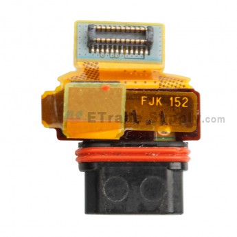 For Sony Xperia Z5 Compact Charging Port Flex Cable Ribbon Replacement - Grade S+ (0)
