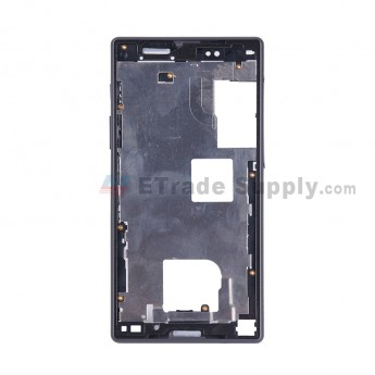 For Sony Xperia Z5 Compact Front Housing Replacement - Black - Grade S+ (0)