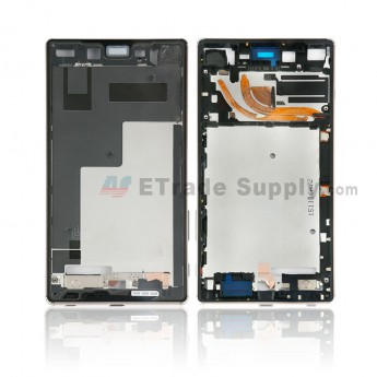 For Sony Xperia Z5 Premium Front Housing Replacement - White - Grade S+ (0)