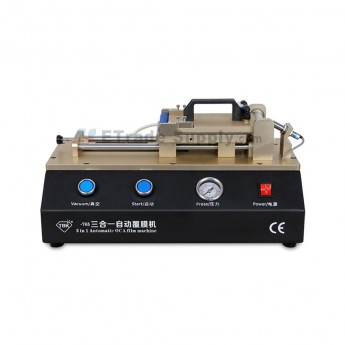 For TBK-765 3-IN-1 Automatic Screen OCA Laminating Machine Buint-in Vacuum Pump & Compressor (4)