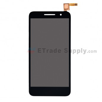 For Vodafone Smart Prime 6 VF-895N LCD Screen and Digitizer Assembly Replacement - Black - Without Any Logo - Grade S+ (0)