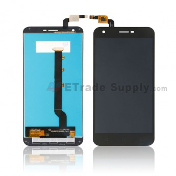 For Vodafone Smart Ultra 6 LCD Screen and Digitizer Assembly Replacement - Black - Without Any Logo - Grade S+ (7)