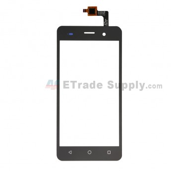 For Wiko Lenny 3 Touch Screen Replacement - Black - Grade S+ (7)