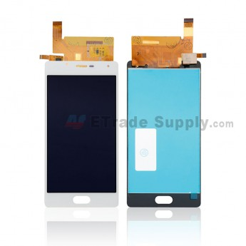 For Wiko U Feel Lite LCD Screen and Digitizer Assembly Replacement - White - Without Any Logo - Grade S+ (0)