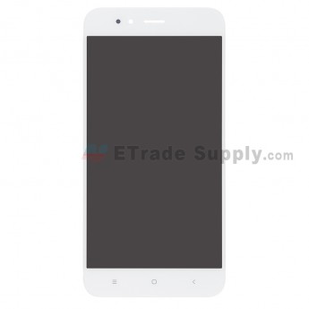 For Xiaomi M1 LCD Screen and Digitizer Assembly Replacement - White - Without Logo - Grade S+ (0)