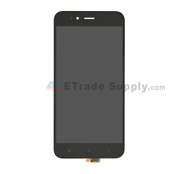 For Xiaomi Mi A1 MDG2/Mi 5X LCD Screen and Digitizer Assembly Replacement - Black - Without Logo - Grade S+ (0)