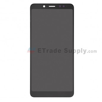 For Xiaomi Redmi Note 5 LCD Screen and Digitizer Assembly Replacement - Black - Without Logo - Grade S+ (7)