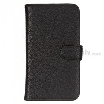 LG Nexus 4 E960 Leather Case ,Black