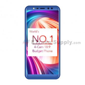 Leagoo M9 Smartphone 5.5 Inch Android 7.0 Quad Core Mobile Phone ( 2 GB RAM + 16 GB ROM ) - Blue (0)