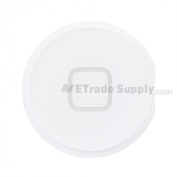 OEM Apple The New iPad (iPad 3) Home Button ,White