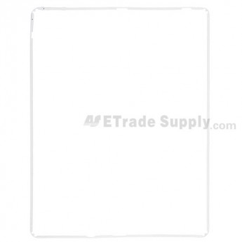 OEM Apple iPad 2 Digitizer Touch Screen Frame ,White