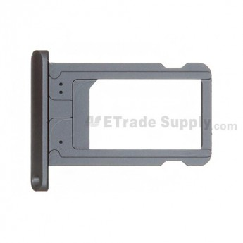OEM Apple iPad Mini SIM Card Tray (Wifi+Cellular) ,Black