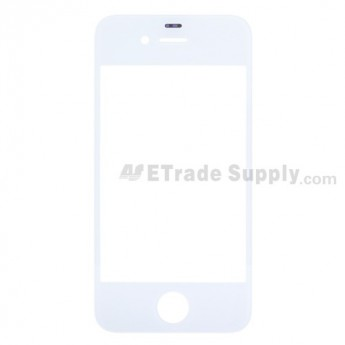 OEM Apple iPhone 4 Glass Lens (AT&T) ,White