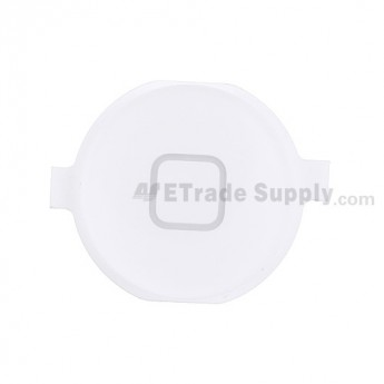 OEM Apple iPhone 4 Home Button (AT&T) ,White