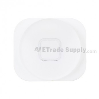 OEM Apple iPhone 5 Home Button ,White