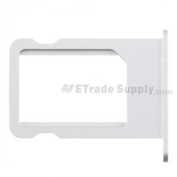 OEM Apple iPhone 5 SIM Card Tray ,Silver