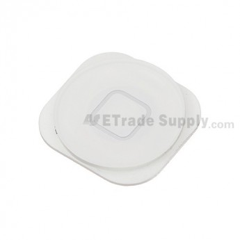 OEM Apple iPod Touch 5th Home Button ,White