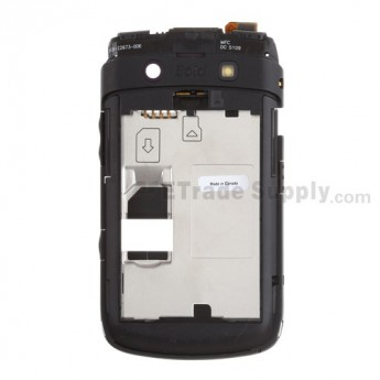 OEM BlackBerry Bold 9700 Middle Plate ,Gray