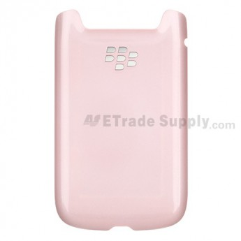 OEM BlackBerry Bold 9790 Battery Door ,Pink