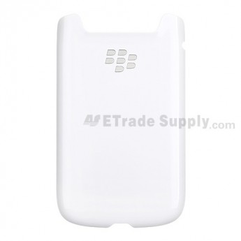 OEM BlackBerry Bold 9790 Battery Door ,White