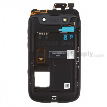 OEM BlackBerry Bold 9790 Rear Housing ,Gray