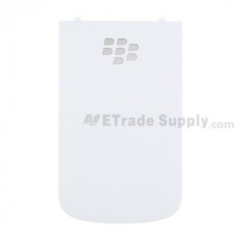 OEM BlackBerry Bold Touch 9900, 9930 Battery Door ,White