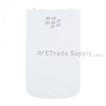 OEM BlackBerry Bold Touch 9900, 9930 Battery Door ,White