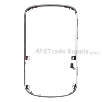 OEM BlackBerry Bold Touch 9900, 9930 Bezel ,White