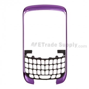 OEM BlackBerry Curve 3G 9300, 9330 Front Housing ,Dark Purple