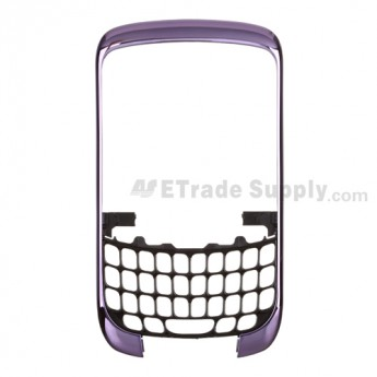 OEM BlackBerry Curve 3G 9300, 9330 Front Housing ,Purple